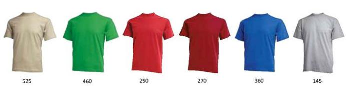 GCH-T-skjorter