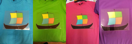 GCH-T-skjorterDame